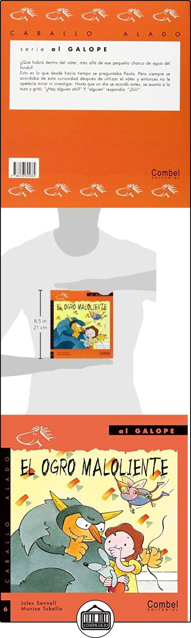 El ogro maloliente (Caballo alado) Joles Sennell  ✿ Libros infantiles y juveniles - (De 6 a 9 años) ✿ ▬► Ver oferta: http://comprar.io/goto/8478645667