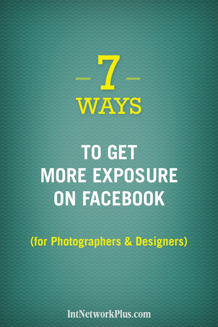 How to Get More Exposure on Facebook