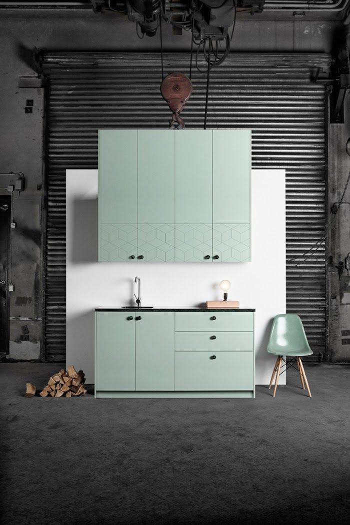 5 Options to Upgrade Your IKEA Kitchen Cabinets. I love that color sooooo much!