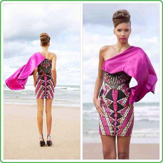 white africanprint prints summerprints ankarastyles ankarachic ~African Prints, African women dresses, African fashion styles, african clothing ~DK