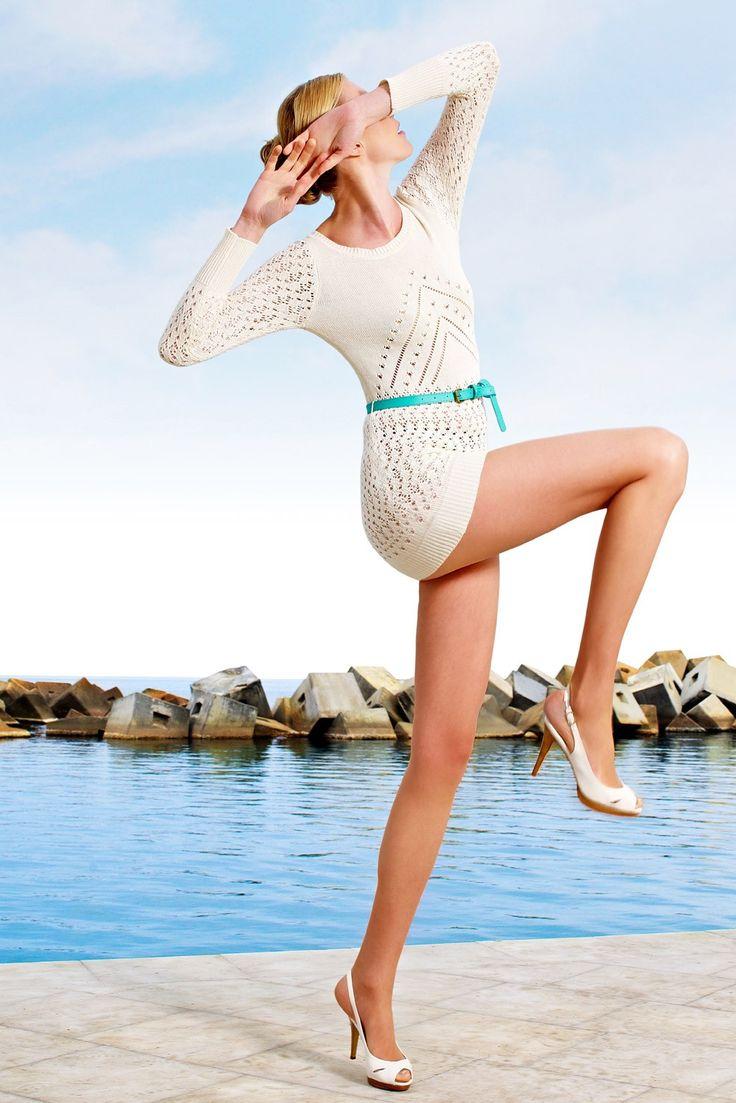 Notre coup de cœur du jour : Le collant Nirvana de Cecilia de Rafael est parfait pour sublimer vos jambes cet été. Vous aimez ? Découvrez-le ici : http://www.collant.fr/collant-classique-nirvana-5447-5-3-2.z.fr.htm