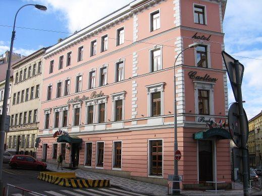 Hotel Carlton ****, Prague