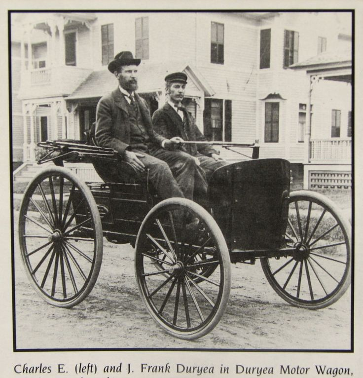 18 best Duryea images on Pinterest | Old school cars, Antique cars ...