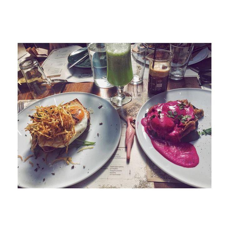 Το brunch του Odori είναι από άλλο πλανήτη - OneMan Food - ΔΙΑΣΚΕΔΑΣΗ | oneman.gr