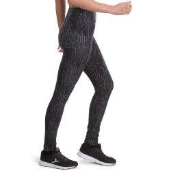 Fitness_Fitnesskleding Sportkleding - Fitnesslegging Fit+ DOMYOS - Benedenkleding Dames