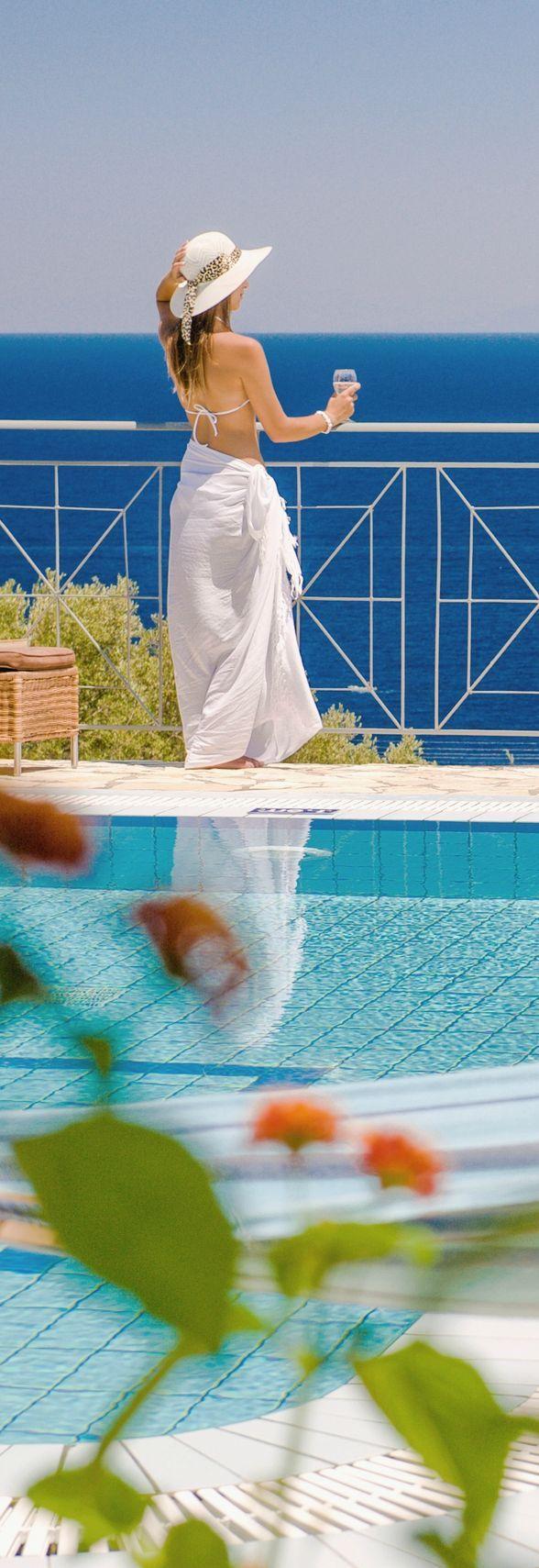 Emerald Classic #Villas, #Zakynthos, #Greece www.emerald-villas.gr