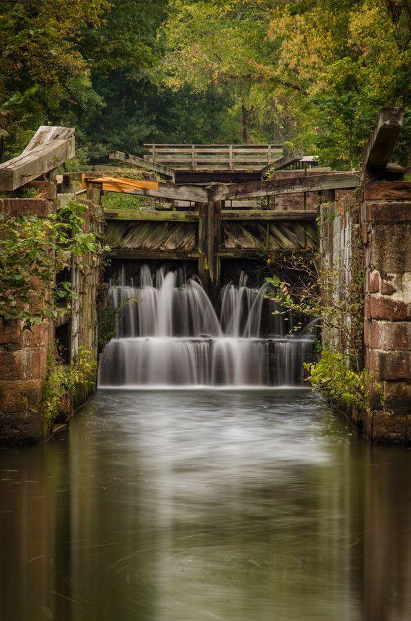 Summer At The Canal | Potomac River | Maryland