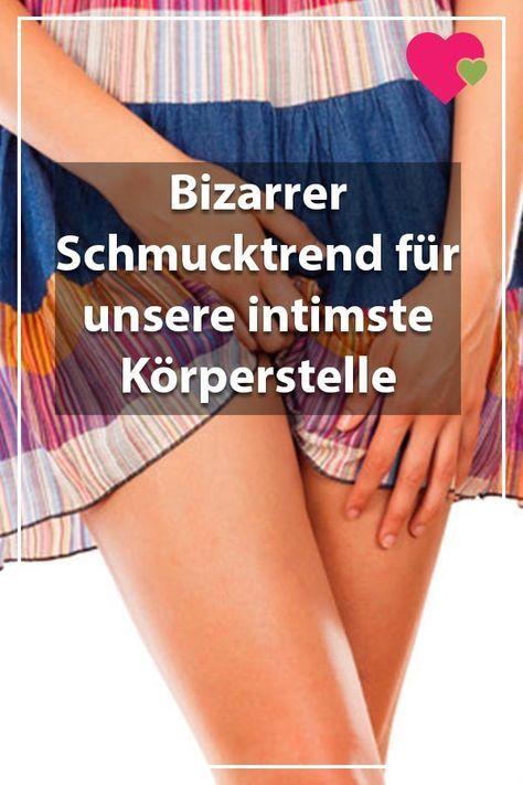 """""""Crotch Charms"""": Bizarrer Schmuck-Trend für unsere intimste Körperstelle"""