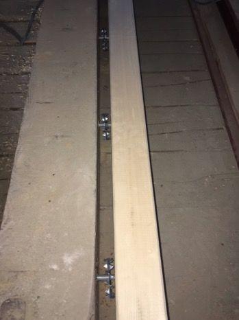 Simple Deckenbalken f r Dachterrasse verst rken inkl GeKa D bel altbau dachausbau dachwohnung