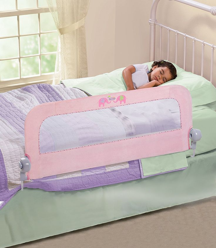 55 Toddler Rails For Twin Bed