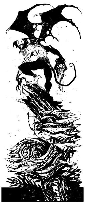 Devilman by Davide Gianfelice