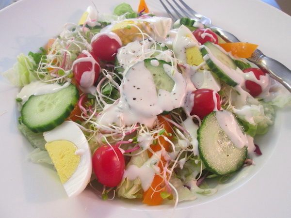 Top Secret Recipes | Outback Steakhouse Ranch Salad Dressing Copycat Recipe *use cayenne instead of paprika