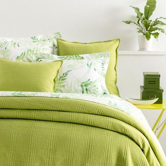 Green Bedding, Lime Green Bedding