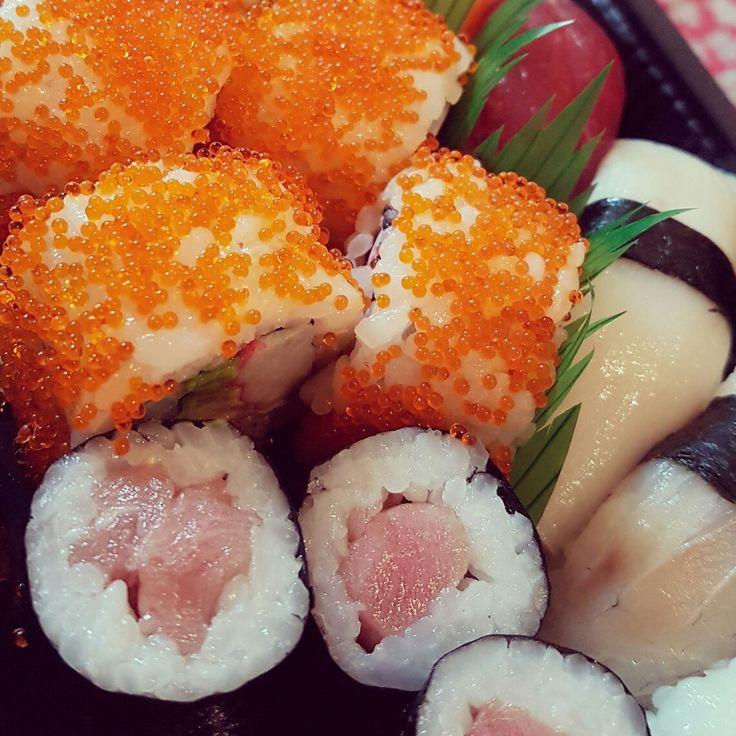 Sushi! #cenandoconangela