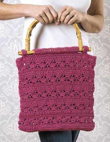 Totes & Bags * MaggiesCrochet.com