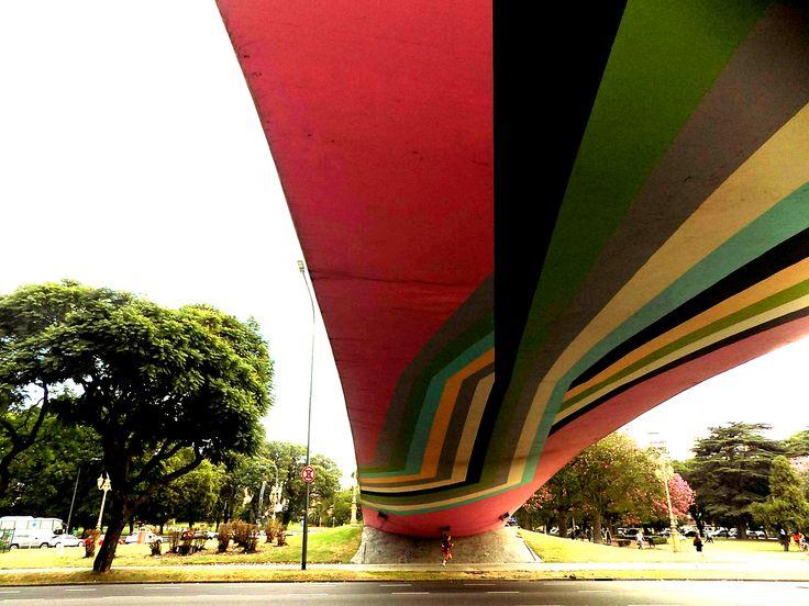 Bridge, Recoleta
