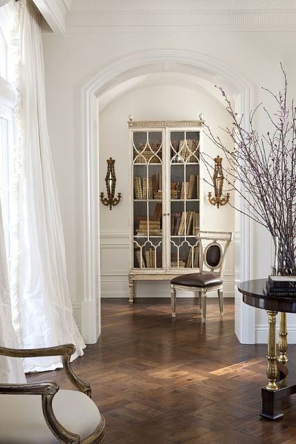 South Shore Decorating Blog: Light and Bright: 30 Beautiful White Rooms