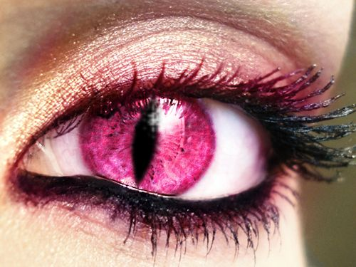 Black Butler Ciel Eye Contacts | Ciel Phantomhive Eye Symbol Eye: demonic sebastian