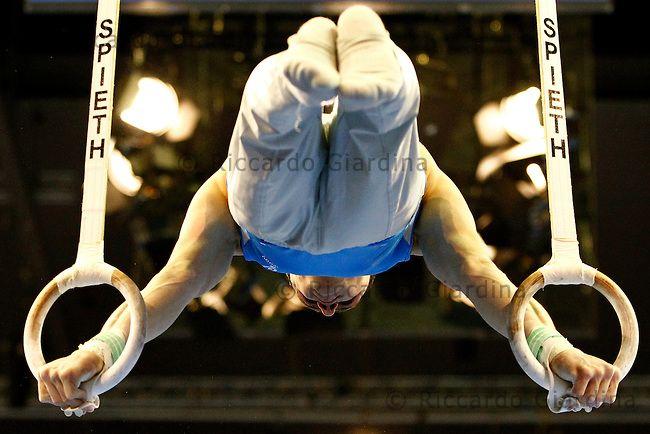 Artistic Gymnastic, rings #gymnastic