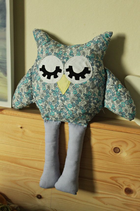 Handmade Owl Cushion