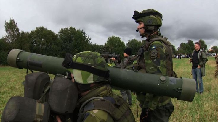 "Stockholm brings back conscription as it looks to enlist 4000 recruits in the face of the threat posed by a resurgent Russia.  Sweden holds massive Aurora war games  Something is stirring on the Swedish island of Gotland.  There are men in the bushes carrying AK-5 rifles and American attack helicopters ducking behind trees plus armoured cars covered in brambles and a radar station at the mall. Residents on this island in the Baltic Sea are not really sure what to make of it. ""It's a little…"