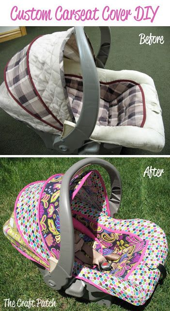 Custom Car Seat Cover DIY - Is there anyone who would be able to do this for me? I would pay you for time/materials. Seriously.