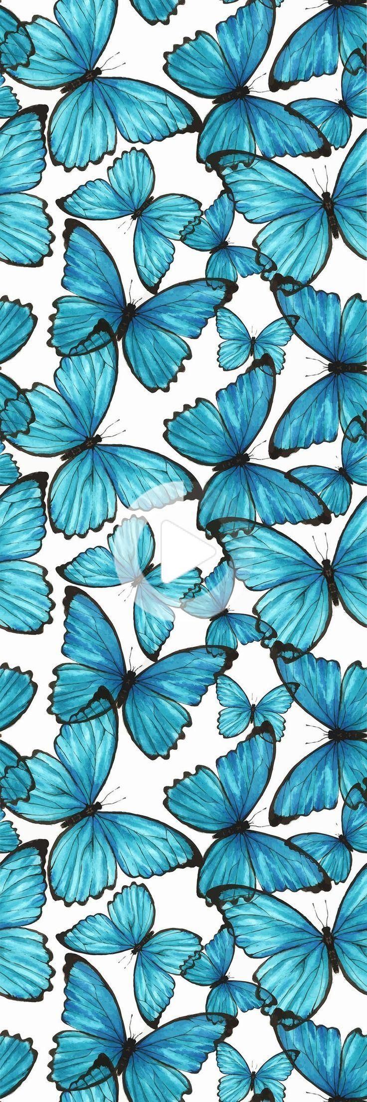 Pin By Anto Camano On Wallpapers Butterfly Wallpaper Iphone Butterfly Wallpaper Homescreen Wallpaper
