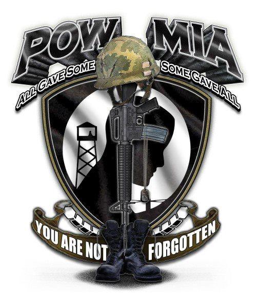 POW-MIA You are not forgotten | Tattoo ideas | Pinterest ...