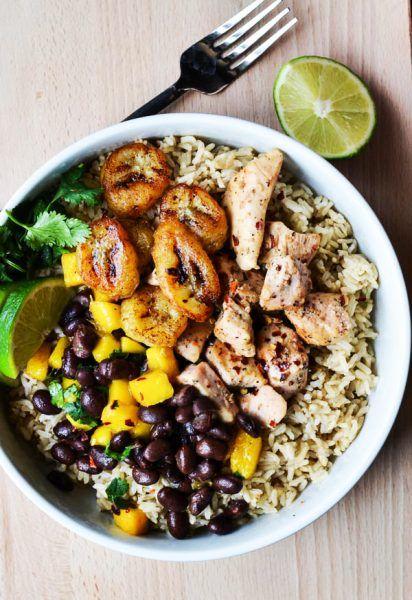 ... eating clean forward bbq chicken grilled chicken avocado kale salad
