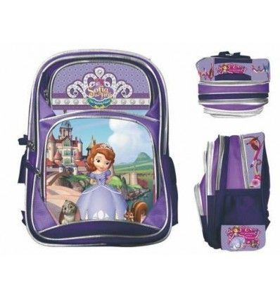 Disney School Bag - Sofia and Friends  #tasanak #tassekolahanak