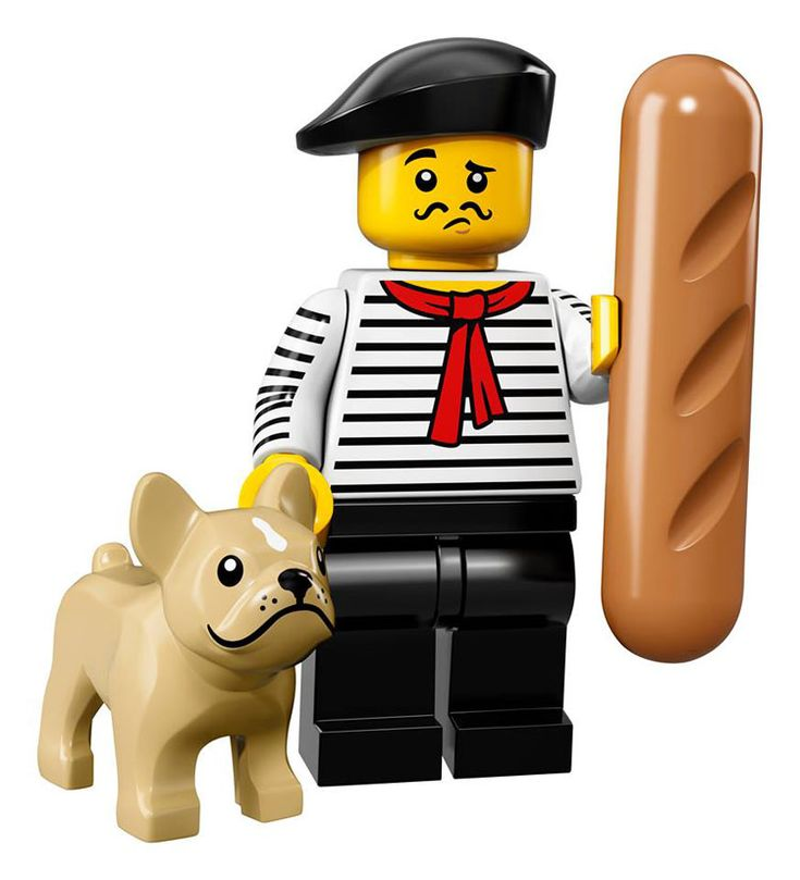 25 best Lego 71018 Series 17 Collectible Minifigures images on ...