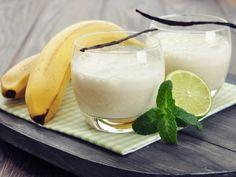 Smoothie de Banana e limão! - http://blogdamimis.com.br/2014/02/10/smoothie-de-banana-e-limao/