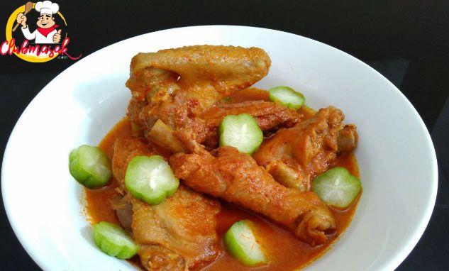 Resep Hidangan Lauk Ayam Padeh, Makanan Sehat Untuk Diet, Club Masak