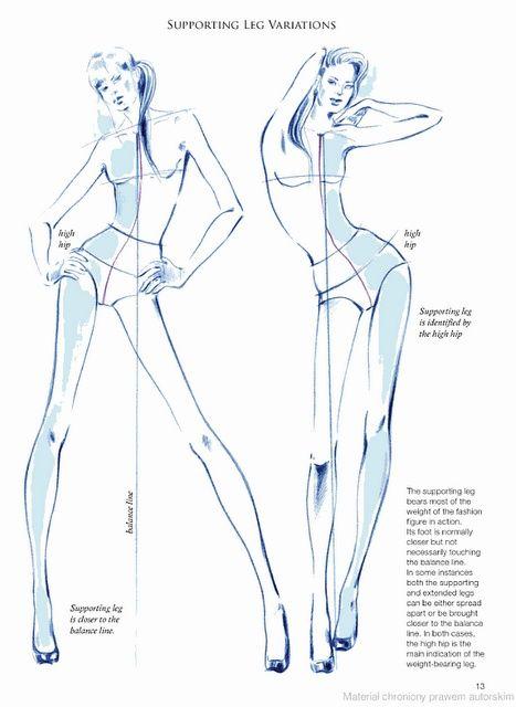 Body Fashion13 - Supporting Leg Variations