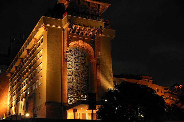 Even when dusk appears The Ashok poise with eminence!    #TheAshok #Chanakyapuri #NewDelhi #fivestarhotel