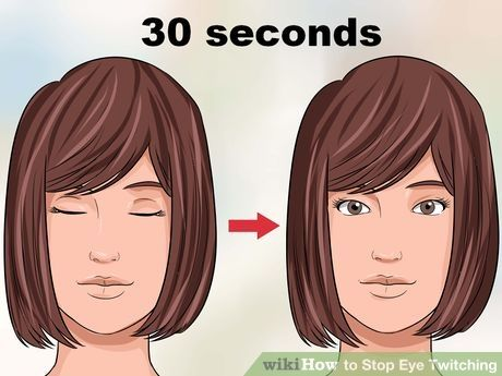 Image titled Stop Eye Twitching Step 3
