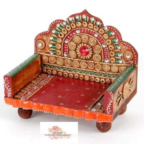Lovely small singhasan  - Online Shopping for Decoratives by Art Street