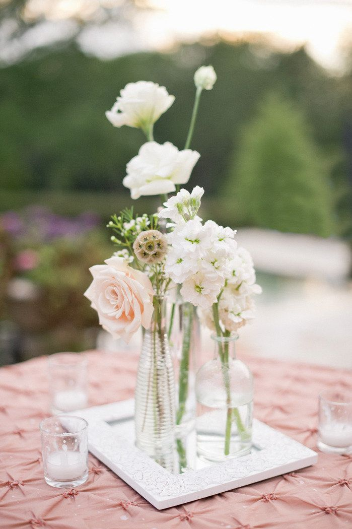 Best ideas about bud vases on pinterest pink