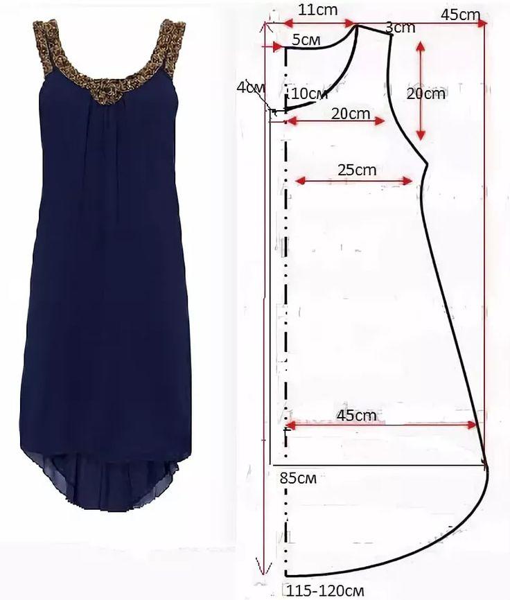 летние платья для полных женщин своими руками с выкройками: 10 тыс изображений найдено в Яндекс.Картинках
