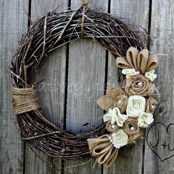 delicate <3: Rustic Wreaths