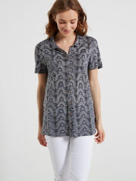 Kabana leaf jersey shirt