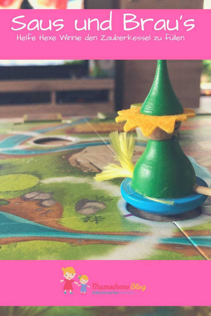 Saus Und Brau S Gesellschaftsspiele Fur Kinder Kinder Spielzeug Madchen Sachen