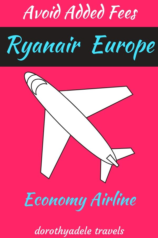 Ryanair Flexi Plus Worth The Money Traveling By Yourself Best