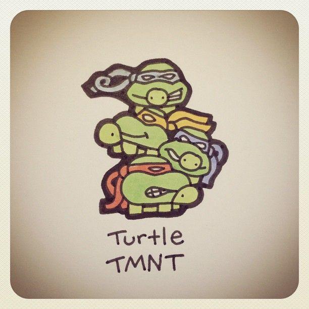Turtle TMNT #turtleadayjune - @turtlewayne- #webstagram