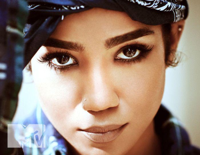 Jhene Aiko Recreates Tupac Greatest Hits Cover