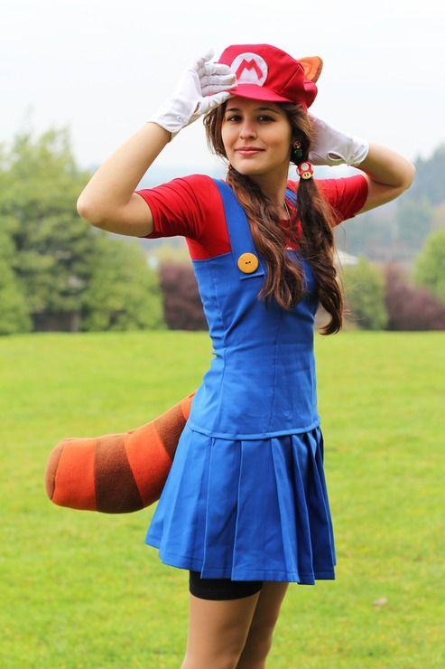 Raccoon Mario~ (Genderbend) - Camila(Cam) Raccoon Mario Cosplay Photo - Cure…                                                                                                                                                                                 More