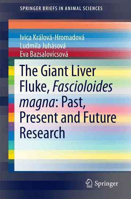 The Giant Liver Fluke, Fascioloides Magna: Past, Present and Future Research…