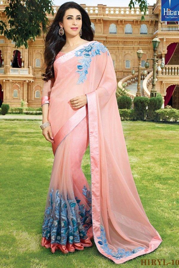 Karishma Kapoor Bollywood Sarees at Zohraa