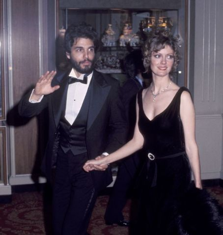 Susan & Chris Sarandon (1967–1979) divorced