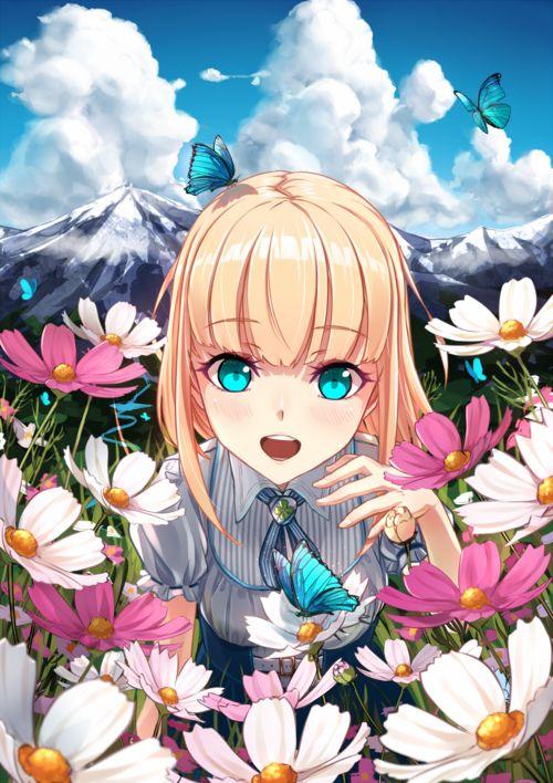 Beautiful Anime Art: